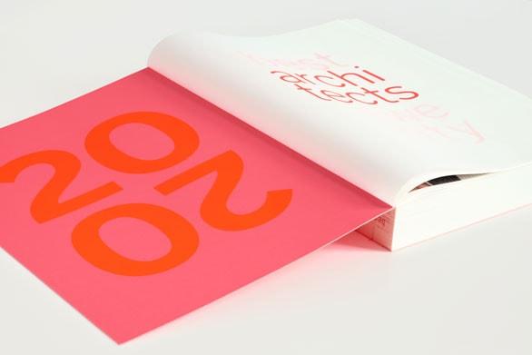best architects book 2020 aufgeschlagen